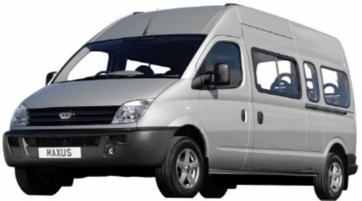 LDV Maxus V80 And LDV Maxus EV80; What's The Difference?