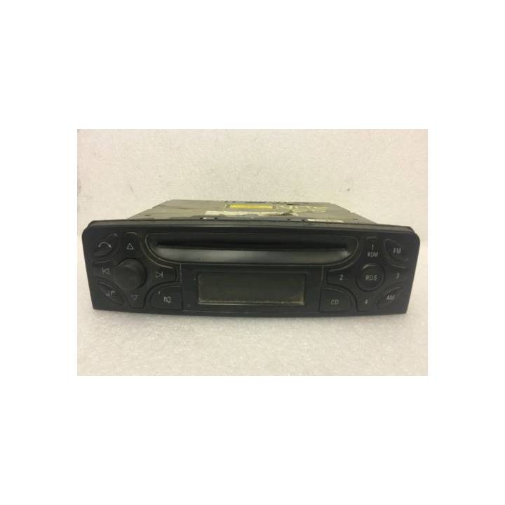 MERCEDES-BENZ VITO/VIANO W639 CD PLAYER STEREO RADIO NO CODE A2038202286
