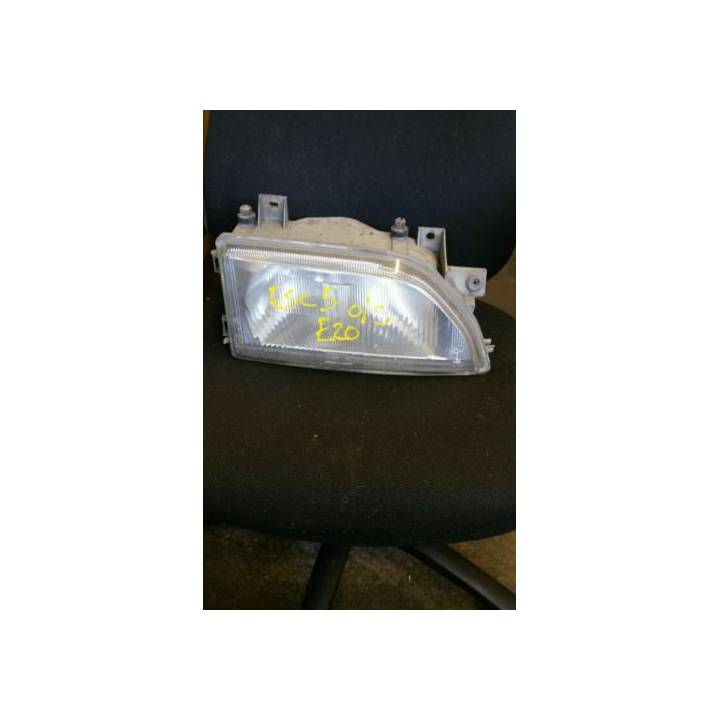 Escorts Mk5 Offside headlight 1991-1995