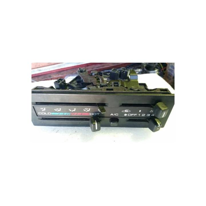 VAUXHALL FRONTERA MK1 HEATER CONTROL PANEL WITH AIRCON 92-98