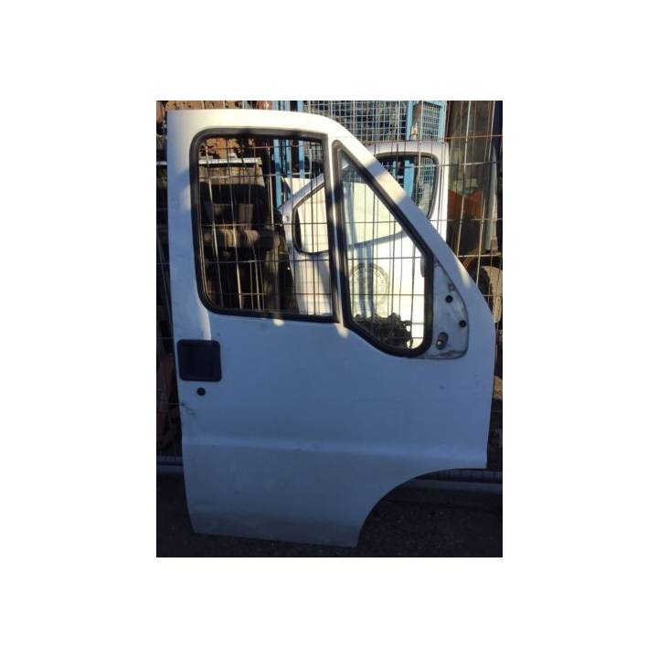 CITROEN RELAY PEUGEOT BOXER FIAT DUCATO 95-02 DRIVERS RIGHT FRONT DOOR WHITE