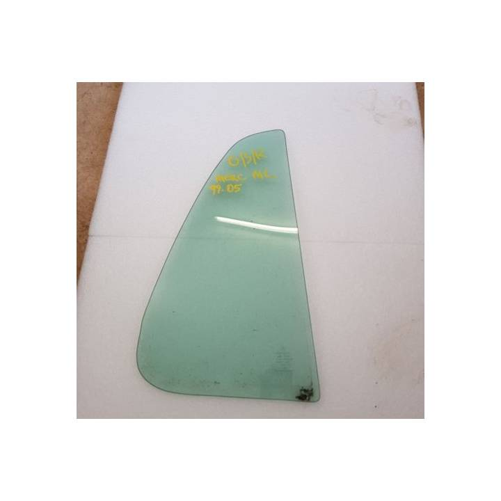 MERCEDES ML W163 OFFSIDE DRIVERS REAR QUARTER GLASS WINDOW 1998-05