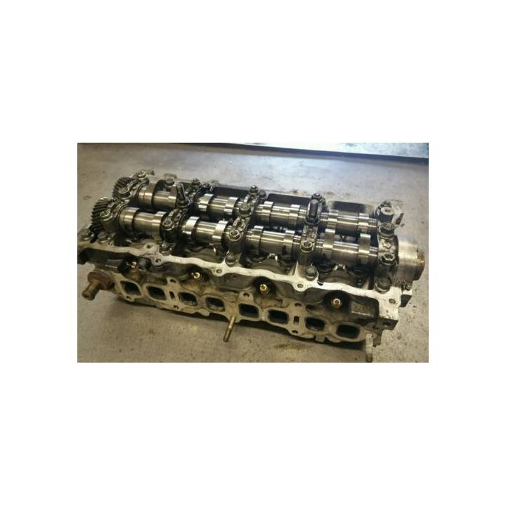 VAUXHALL ASTRA COMBO CORSA 1.7DTI/Y17DT CYLINDER HEAD WITH CAMS+VALVES 99-04