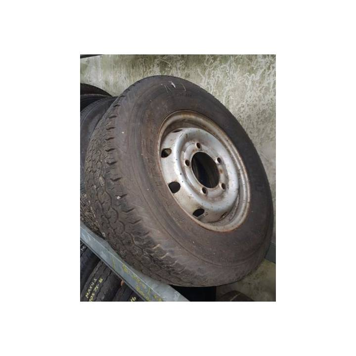 VAUXHALL MOVANO RENAULT MASTER NISSAN INTERSTAR WHEEL AND TYRE 225/70R15C