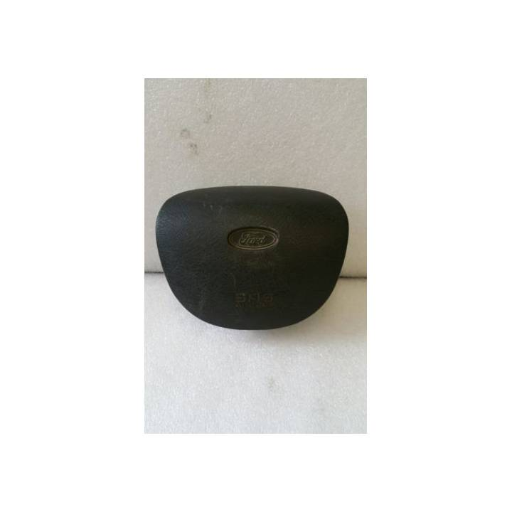 FORD TRANSIT MK5 95-2000 OFFSIDE DRIVERS STEERING WHEEL AIRBAG 96VB V042B85