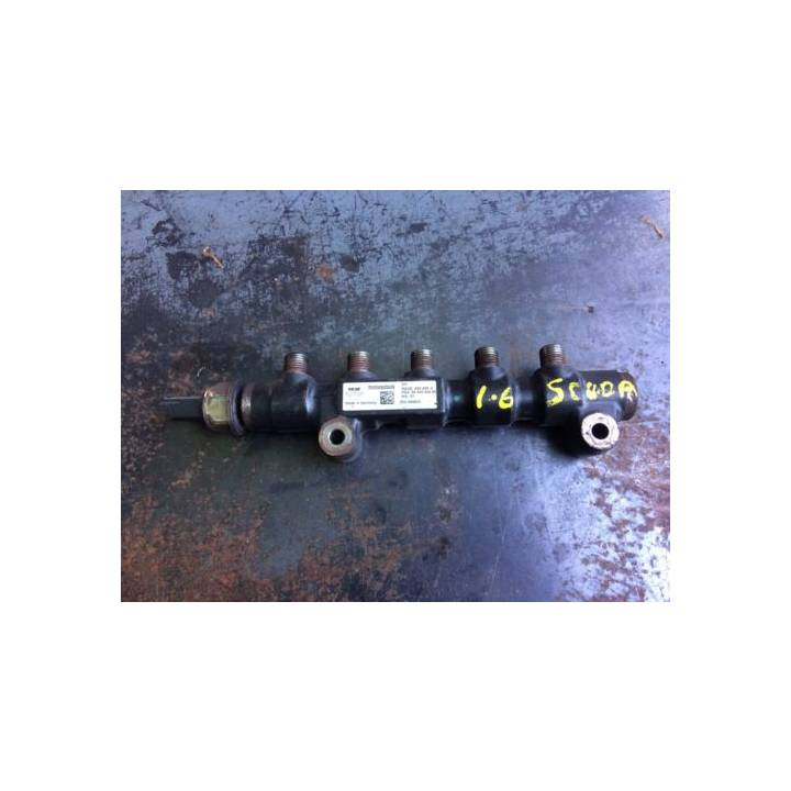 FIAT SCUDO PEUGEOT EXPERT CITROEN DISPATCH 1.6HDI FUEL RAIL 9654592680