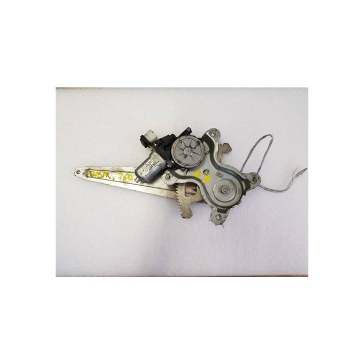 MITSUBISHI L200 KB40 2007-13 DRIVERS RIGHT REAR ELECTRIC WINDOW REGULATOR