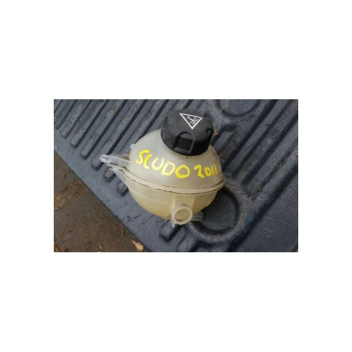CITROEN DISPATCH PEUGEOT EXPERT SCUDO 1.6HDI COOLANT BOTTLE 2011-2014