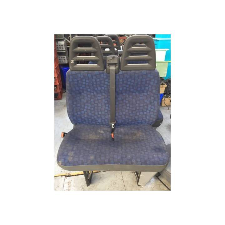 IVECO DAILY DOUBLE PASSENGER SEAT 2000-2006