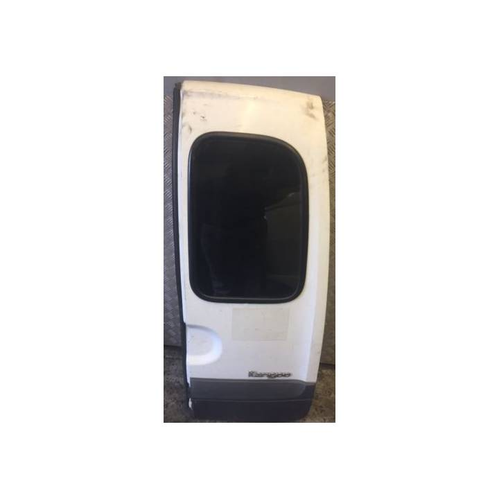 RENAULT KANGOO NISSAN KUBISTAR DRIVERS RIGHT REAR DOOR IN WHITE