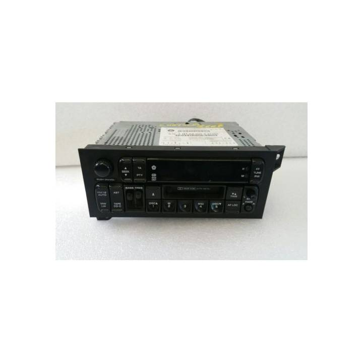 CHRYSLER VOYAGER MK1 CASSETTE PLAYER  WITHOUT CODE P04859504AB-A