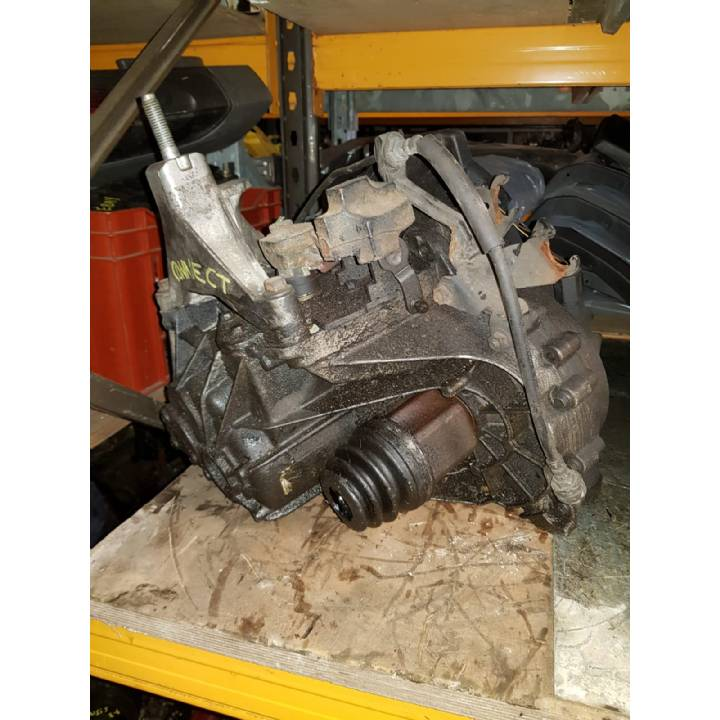FORD TRANSIT CONNECT 1.8 TDDI TDCI GEARBOX  2T1R 7002 BC