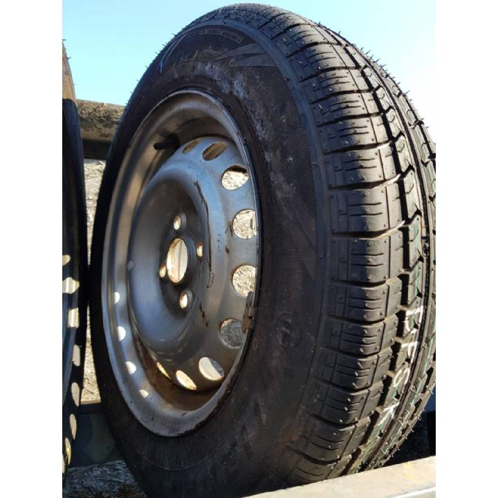 DFSK LOADHOPPER PICK-UP WHEEL AND TYRE 165R13