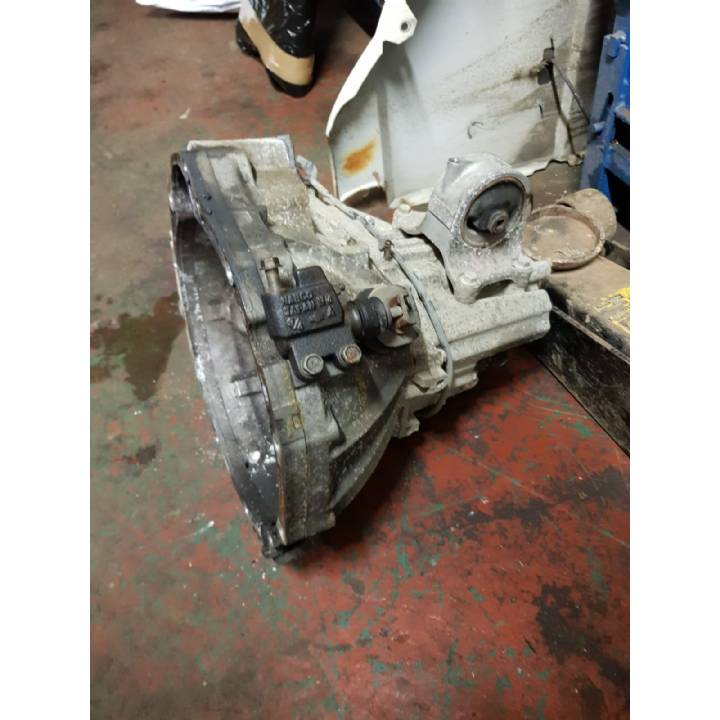 NISSAN ALMERA TINO 2.2DCI YD22DDT 6 SPEED MANUAL GEARBOX 2002-07