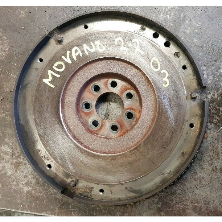 VAUXHALL MOVANO MASTER INTERSTAR 2.2DCI SINGLE MASS SOLID FLYWHEEL 2000-2006