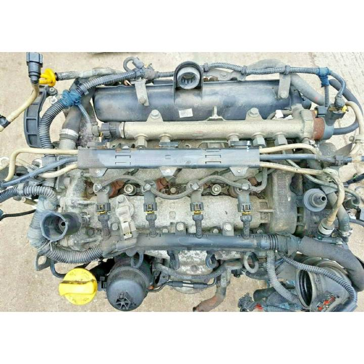 Fiat Doblo 1.3JTD Multijet Engine 2003-2009 188A9000