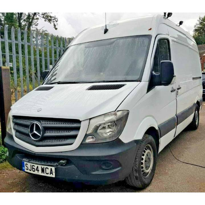 2014 Mercedes Benz Sprinter 316 CDI Mobile Workshop