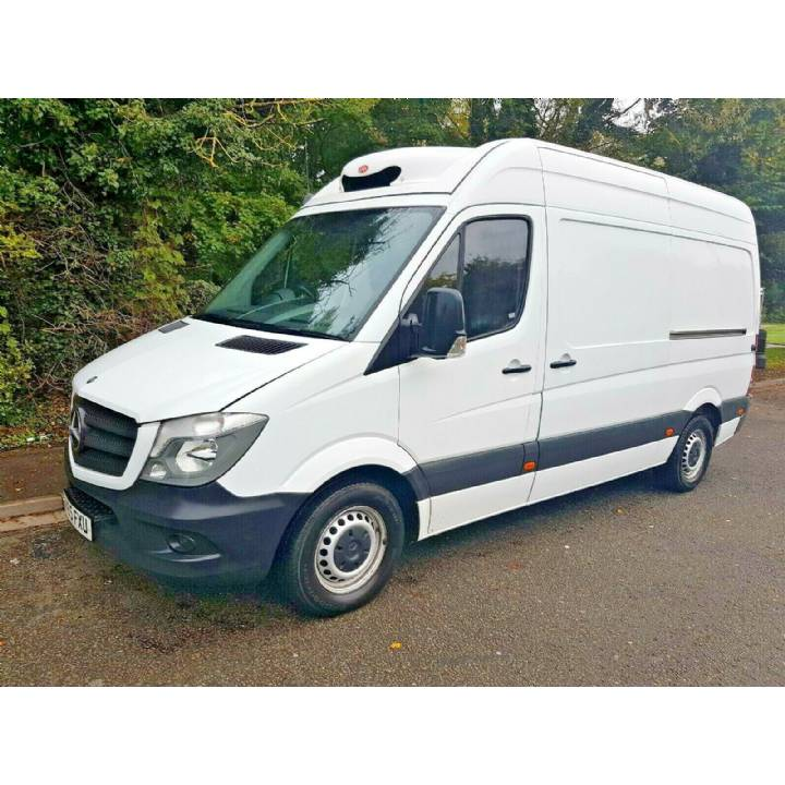 2015 65 Plate Mercedes Benz Sprinter 313CDI MWB Refridgerated Van Euro 5
