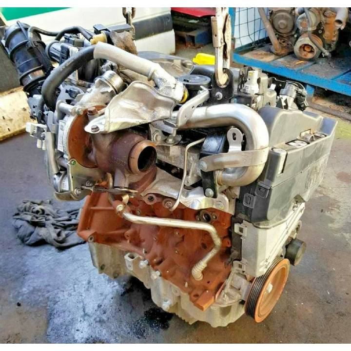 Mercedes Citan W415 1.5 CDI Diesel Engine K9KE628 Engine with diesel pump and injectors 2013-18