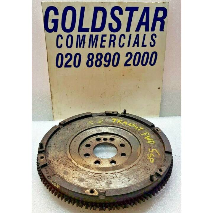Ford Transit MK7 FWD Solid Flywheel 2.2 TDCI 5 SPEED 07-10